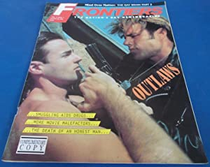 Frontiers (Vol. Volume 11 Number No. 9, August 28, 1992): The Nation's Gay Newsmagazine (News Mag...