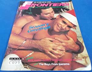 Frontiers (Vol. Volume 11 Number No. 17, December 18, 1992): The Nation's Gay Newsmagazine (News ...