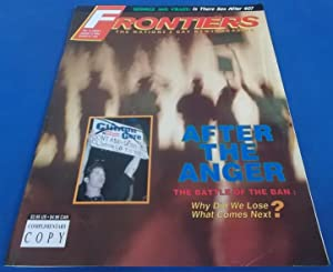 Frontiers (Vol. Volume 12 Number No. 8, August 13, 1993): The Nation's Gay Newsmagazine (News Mag...