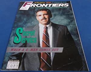 Frontiers (Vol. Volume 12 Number No. 9, August 27, 1993): The Nation's Gay Newsmagazine (News Mag...