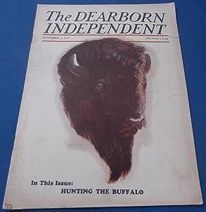 The Dearborn Independent (November 5, 1927): Chronicler: Henry Ford (President)