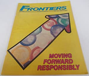 Frontiers (Vol. Volume 6 Number No. 2, May 20-June 3, 1987) Gay Newsmagazine Magazine