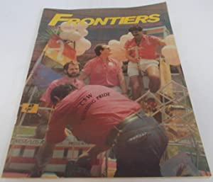 Frontiers (Vol. Volume 6 Number No. 3, June 3-17, 1987) Gay Newsmagazine Magazine