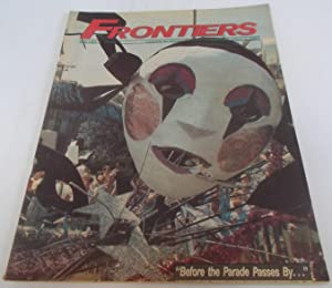 Frontiers (Vol. Volume 6 Number No. 4, June 17-July 1, 1987) Gay Newsmagazine Magazine