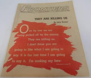 Frontiers (Vol. Volume 6 Number No. 5, July 1-15, 1987) Gay Newsmagazine Magazine