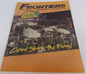 Frontiers (Vol. Volume 6 Number No. 10, September 9-23, 1987) Gay Newsmagazine Magazine
