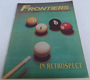 Frontiers (Vol. Volume 6 Number No. 18, December 30, 1987-January 13, 1988) Gay Newsmagazine Maga...