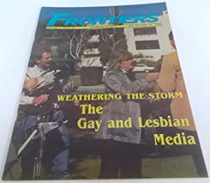 Frontiers (Vol. Volume 6 Number No. 20, January 27-February 10, 1988) Gay Newsmagazine Magazine
