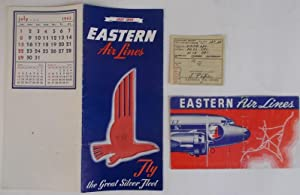 Eastern Air Lines: Fly the Great Silver: Eastern Air Lines