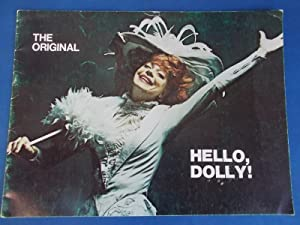 The Original [Carol Channing In] HELLO, DOLLY! (Original Souvenir Program Book)
