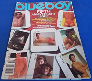 Blueboy (Vol. No. 48, October 1980): The National Magazine About Men (Gay Magazine) (Feature: Din...