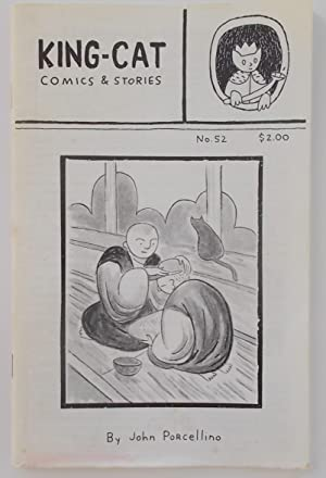 King-Cat Comics & Stories No. 52 (1997): Porcellino, John