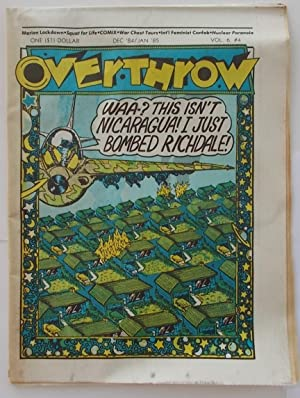 Overthrow (December 1984-January 1985 - Vol. 6: Olmo Gelb (Publisher)