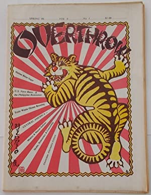 Overthrow (Spring 1986 - Vol. 8 No.: Olmo Gelb (Publisher)