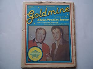 Goldmine: The Record Collector's Marketplace No. 56 January 1981 (Special Elvis Presley Issue)...