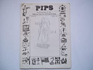 PIPS (No. 56 January 1964): The Official Voice of the Magical Youths International (MYI) Magic ...