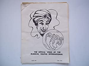 PIPS (No. 61 June 1964): The Official Voice of the Magical Youths International (MYI) Magic ...