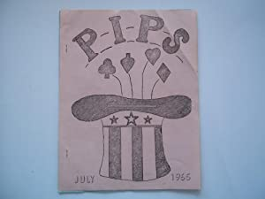 PIPS (No. 74 July 1965): The Official Voice of the Magical Youths International (MYI) Magic ...