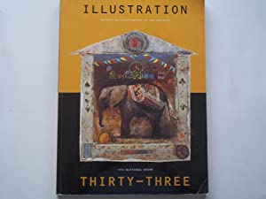 Illustration West Thirty-Three (33): Society of Illustrators of Los Angeles, 1994 National Show: ...