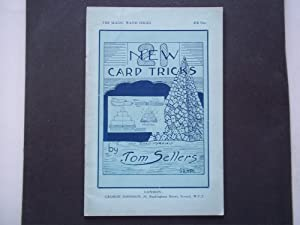 21 New Card Tricks (The Magic Wand Series): Sellers, Tom