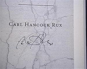 Asphalt: A Novel (Signed By Author): Rux, Carl Hancock (Signed By Author)