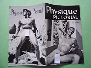 Physique Pictorial (Volume #21 July 1972) Gay: Bob Mizer and