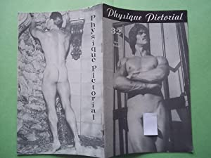 Physique Pictorial (Volume #32 May 1979) Gay: Bob Mizer and