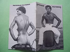 Physique Pictorial (Volume #39 January 1986) Gay: Bob Mizer and