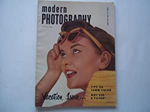 Modern Photography (June 1952) Magazine: Jacquelyn Judge (Editor), Everett Gellert (Publisher), and...