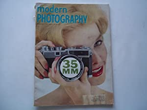 Modern Photography (February 1959) Magazine: Jacquelyn Judge Balish (Editor), Everett Gellert (...