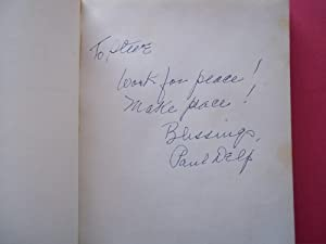 Path to Peace (Signed and Inscribed By Author): Delp, Paul S. (Signed and Inscribed By Author)