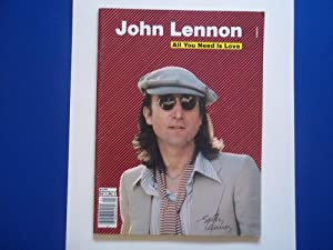 John Lennon: All You Need is Love (Vol. 1 No. 1 1980)