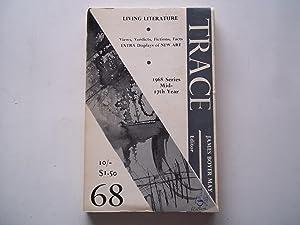 Trace: Living Literature (No. 68 1968): Views,: James Boyer May