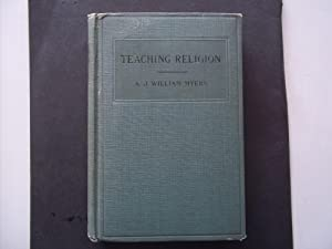 Teaching Religion (Signed Presentation Copy)