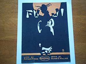 Fu-Ji (Sheet Music): Oliver G. Wallace (Music By) and Arthur Freed (Lyrics By)