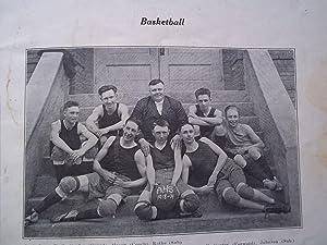 The Stylus (1919) Published By The Adams High School (Annual Yearbook) (Adams, Nebraska): Adams ...