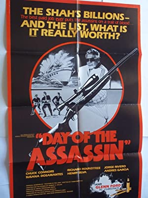 Day of the Assassin (Original Movie Poster): Noble Production Inc., Brian Trenchard Smith (Directed...