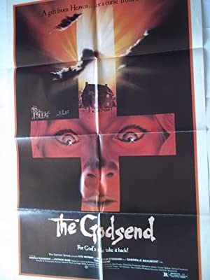 The Godsend (Original Movie Poster): Cannon Group Inc. (Cannon Films), Gabrielle Beaumont (Produced...