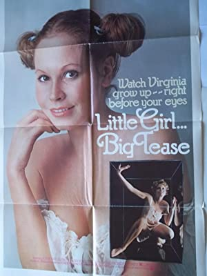 Little Girl - Big Tease (Original Movie Poster): The Cannon Group Inc. (Cannon Films), Robert ...