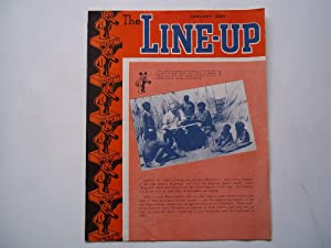 The Line-Up (Vol. V No. 1, January 1937): The Voice of Bear Service: The Bear Manufacturing Company