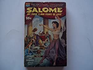 Salome: The Wandering Jewess, My First Two: Viereck, George S.