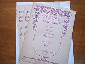 An Old Song Re-Sung: High Voice, Composed for Voice with Piano Accompaniment (Sheet Music): Charles...