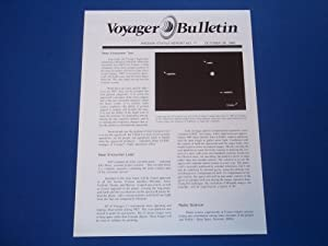 Voyager Bulletin: Mission Status Report No. 71 (October 28, 1985)