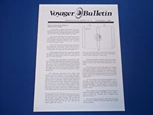 Voyager Bulletin: Mission Status Report No. 72 (November 4, 1985)