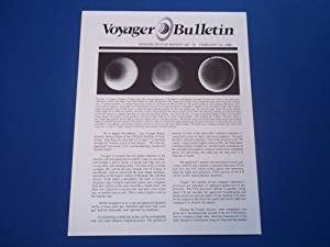 Voyager Bulletin: Mission Status Report No. 78 (February 10, 1986)