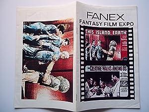 Fanex 3 Fantasy Film Expo 1989 (Signed By Forrest J. Ackerman, Brinke Stevens, Linnea Quigley, Jeff...