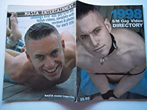1998 S/M Gay Video Directory (Male Nude: Steve Landess and