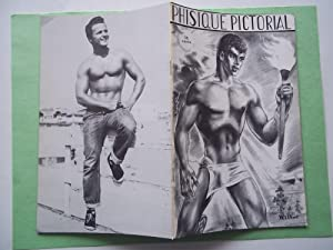 Physique Pictorial (Volume 9 #9 Spring 1959 - Released July 1959) Gay Male Bodybuilder Physique ...