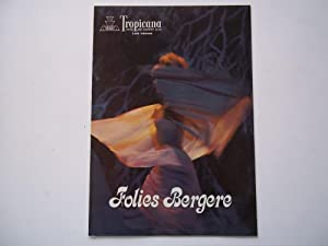 Folies Bergere: The NOW Year (1975) Original Show Program, Tropicana Hotel and Country Club, Las ...