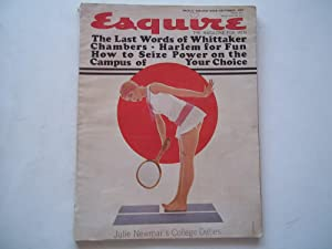 Esquire: The Magazine for Men (September 1962): Arnold Gingrich (Publisher) and Esquire, Inc.